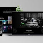 Karuna Singapore web design portfolio - Borneo Fashion Week