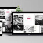 Karuna Singapore web design portfolio - Cerava Sarawak